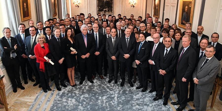 Рабочие будни Государственного министра Монако