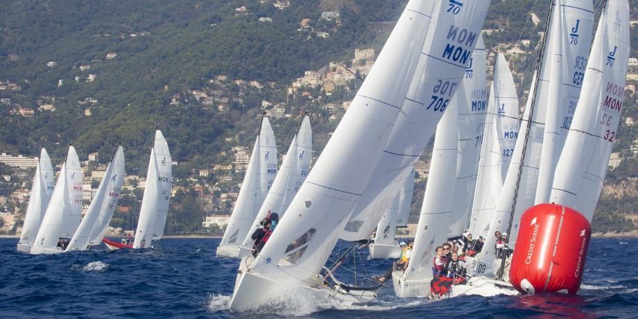 Второй этап зимней регаты Monaco Sportsboat Winter Series