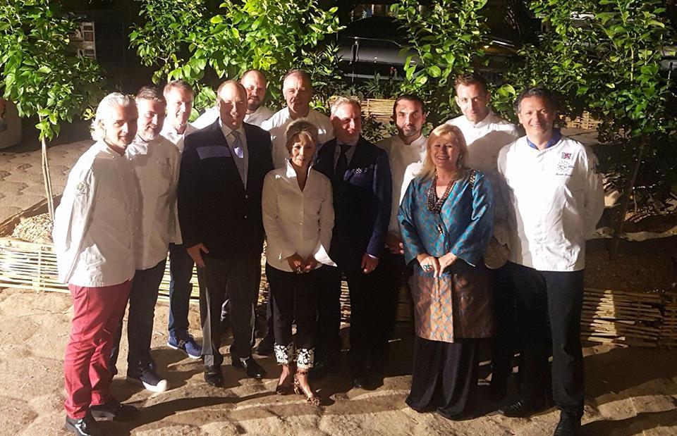 В Монако прошел 3-й фестиваль органических продуктов Route du Goût