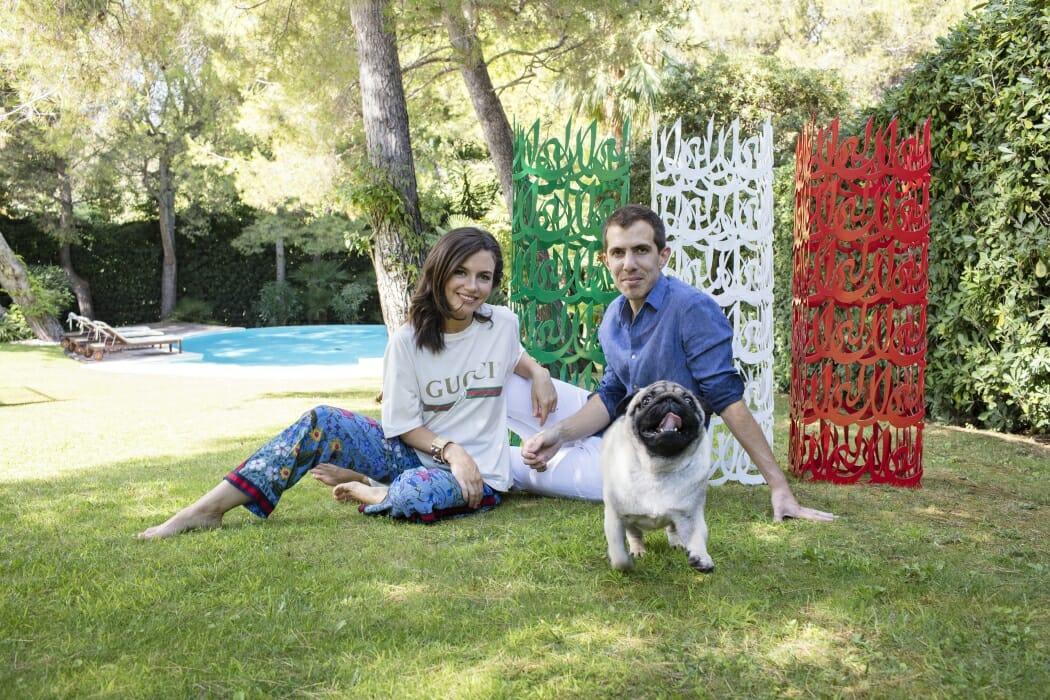 Меценаты без границ: Мария и Сассан Бехнам-Бахтияр