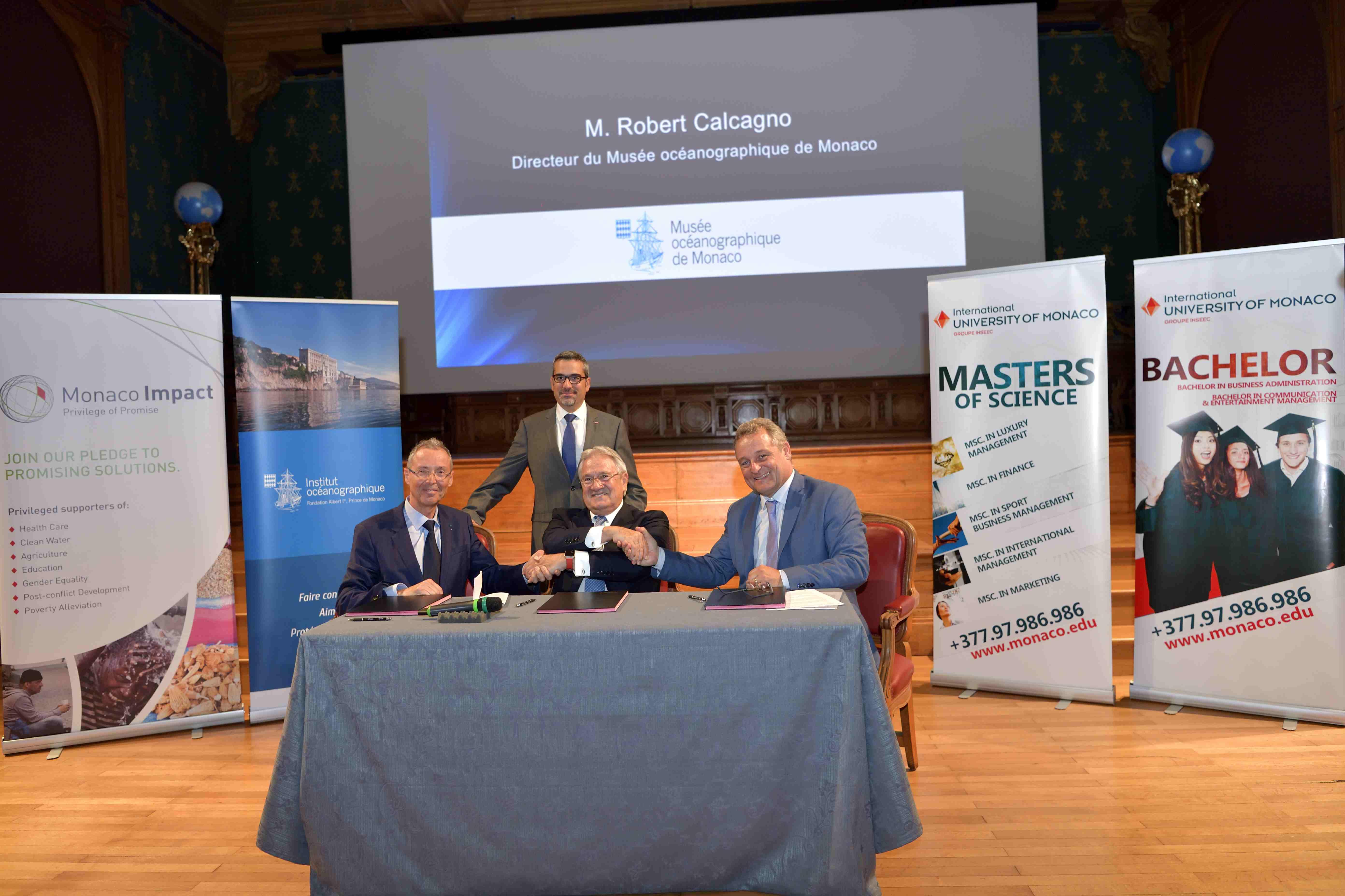 Международный Университет Монако запускает экологический проект