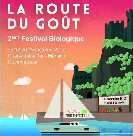 La Route du Goût 2017, гастрономический фестиваль органических продуктов