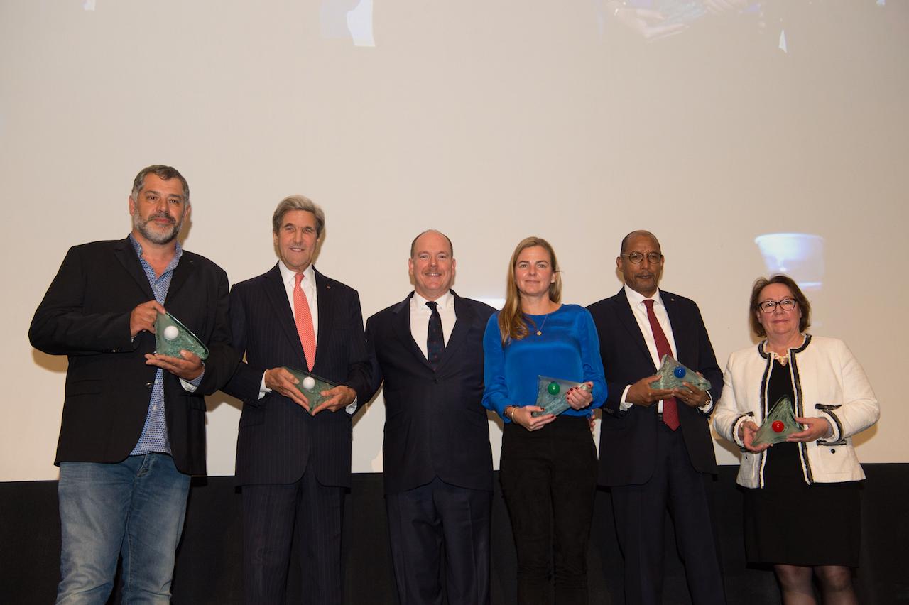 Объявлены лауреаты премии Фонда князя Альбера II