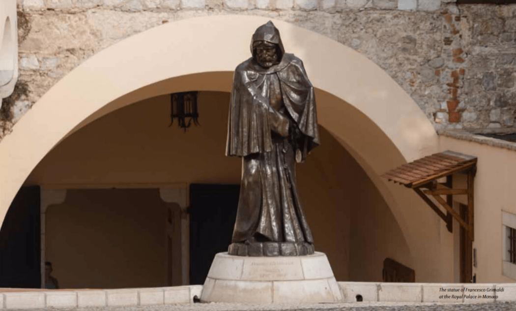 От Гримальдо до Гримальди: основатели династии