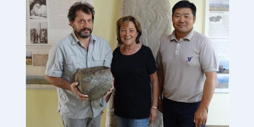 Монако и Монголия провели совместные археологические раскопкиМонако и Монголия провели совместные археологические раскопки