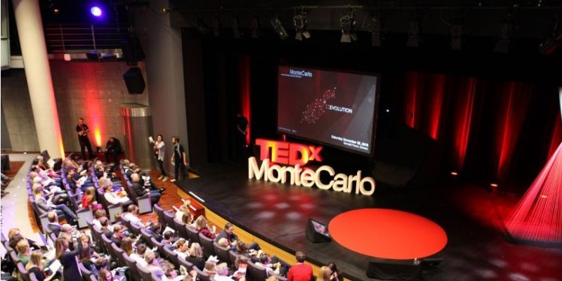 Объявлены спикеры TEDxMonteCarlo