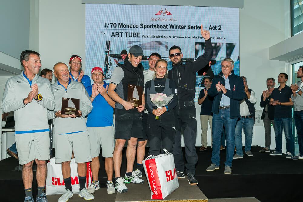 Sportsboat Winter Series: победители второго этапа
