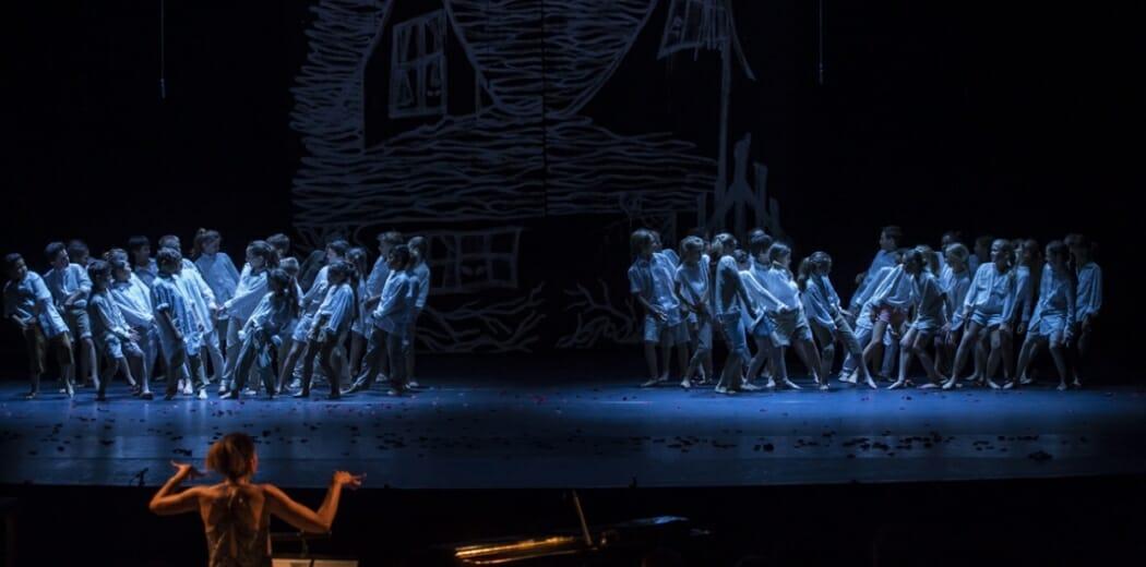 Танцевальный форум в Монако: Viva Momix Forever