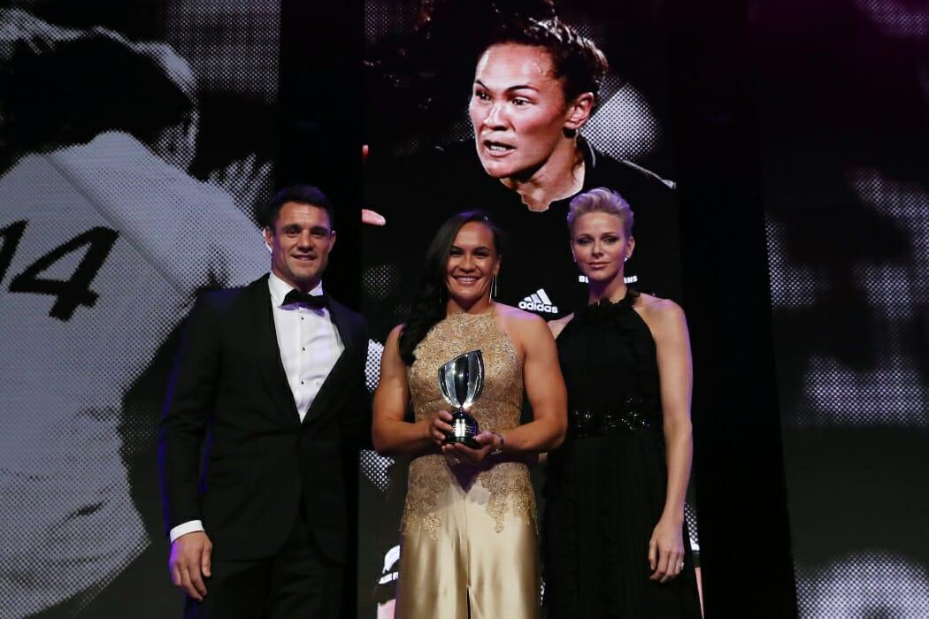 В Монако наградили лучших регбистов 2017 года