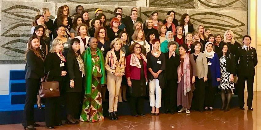 Монако приняло участие в запуске Средиземноморской сети женщин-медиаторов