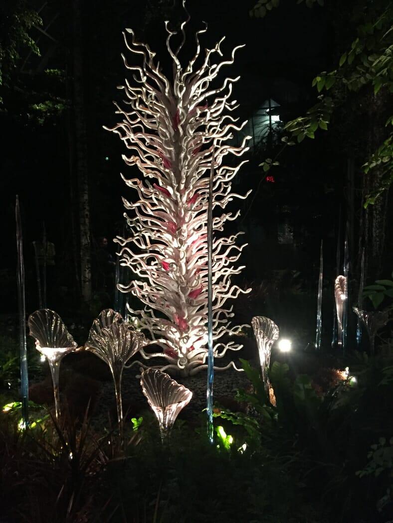 Дела княжеские: открытие Ботанического центра и гала-вечер LACMA