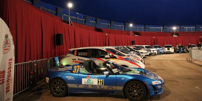 О победителях второго eRallye Monte-Carlo