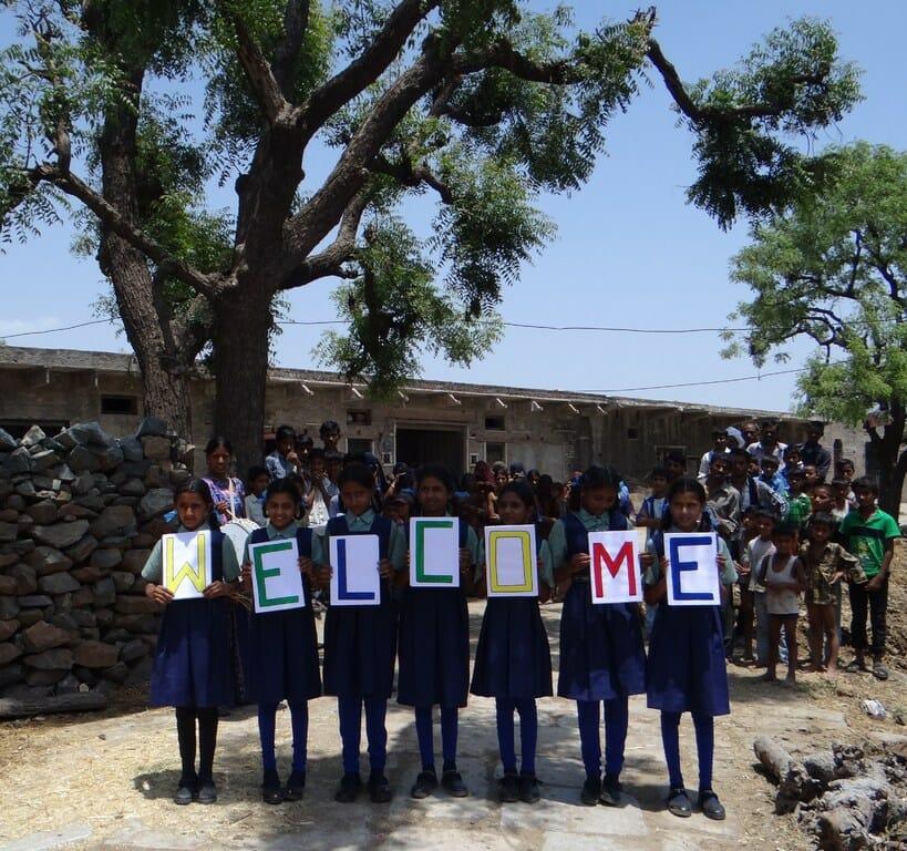 Новая инициатива ассоциации Child Care Monaco в Индии