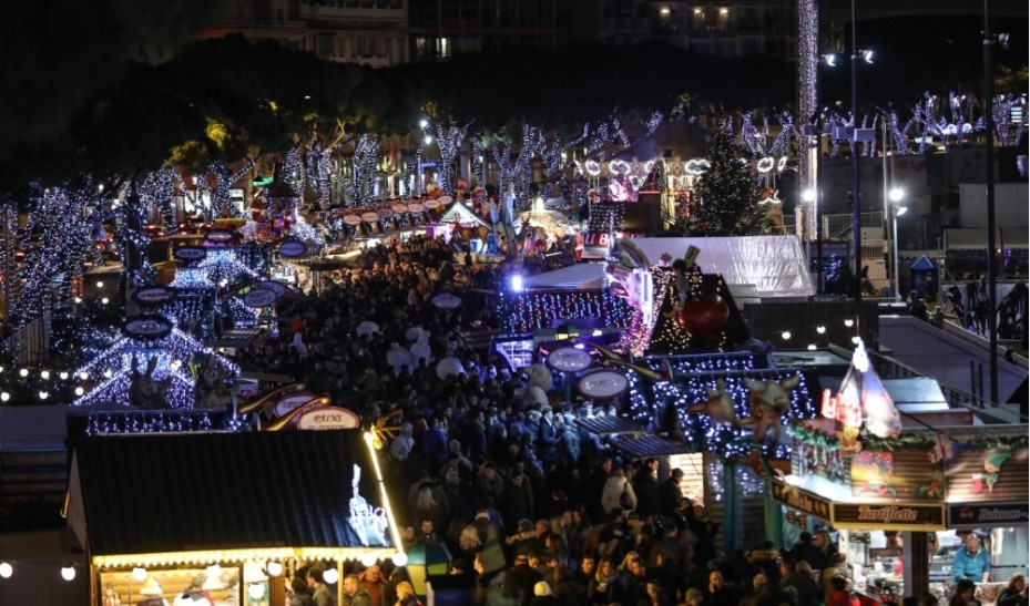 Меры безопасности перед Новым годом и другие новости Монако