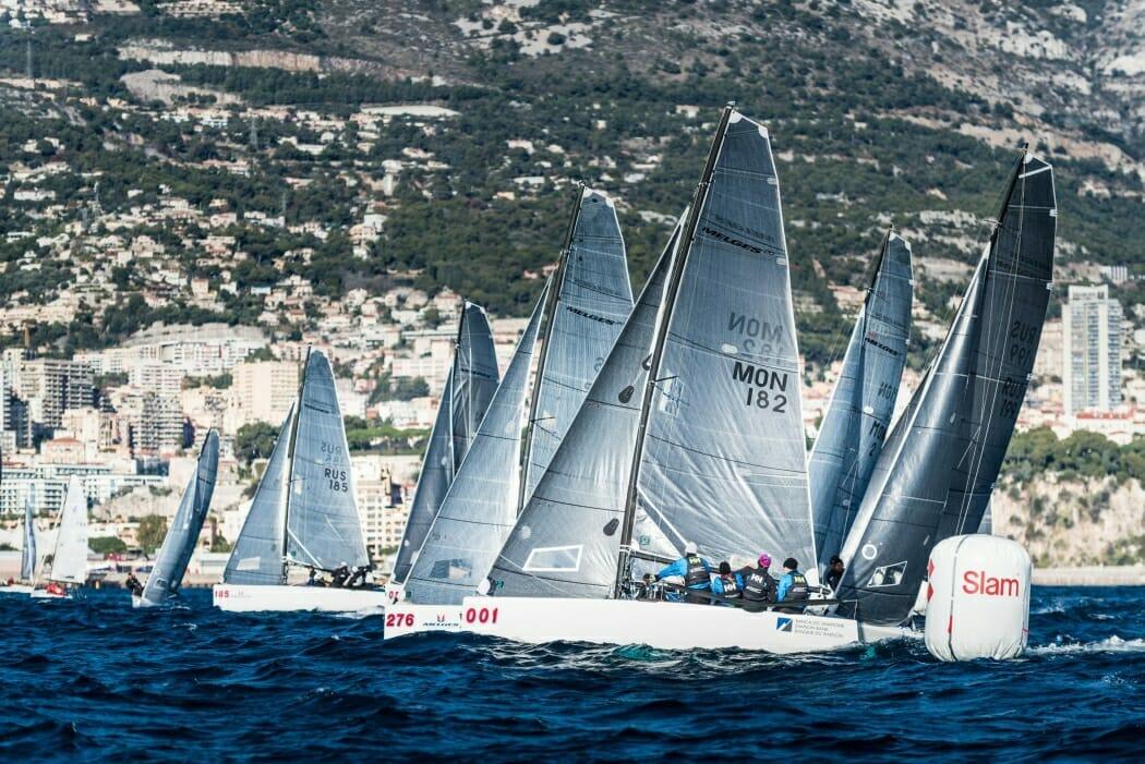 Победители третьего этапа регаты Monaco Sportsboat Winter Series