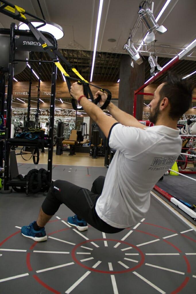 Большой спорт в маленьком княжестве: тренировки с TRX