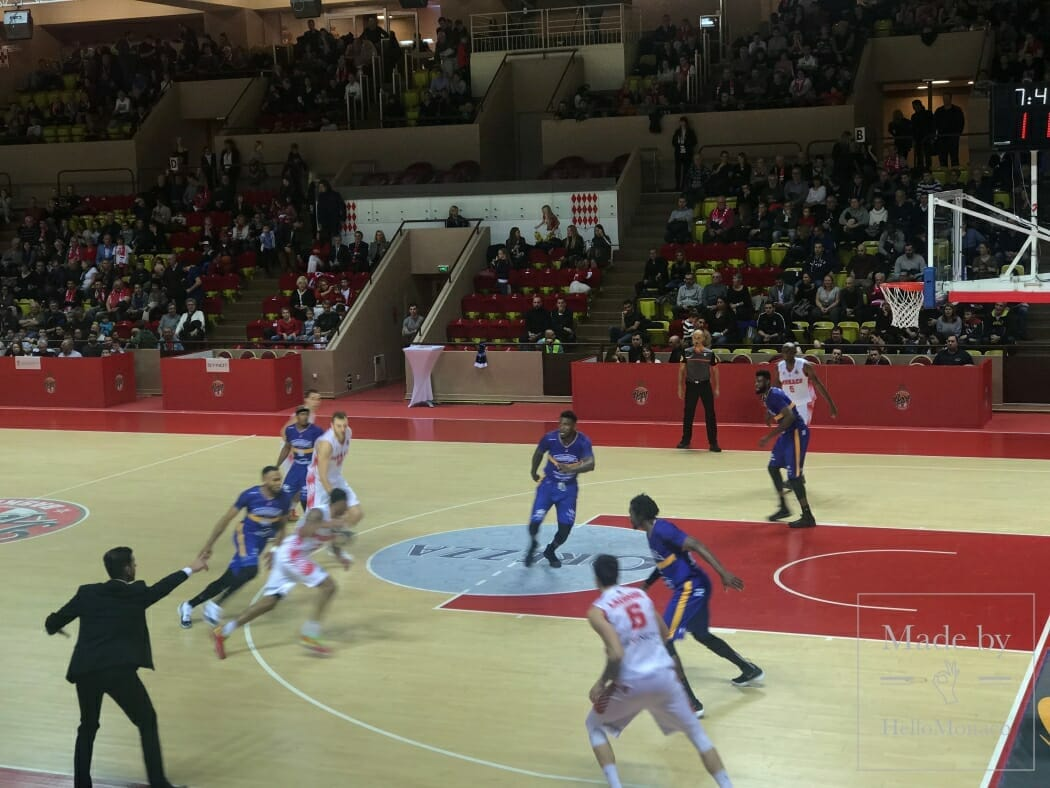 Баскетболисты Roca Team победили в напряженной игре с Sharks