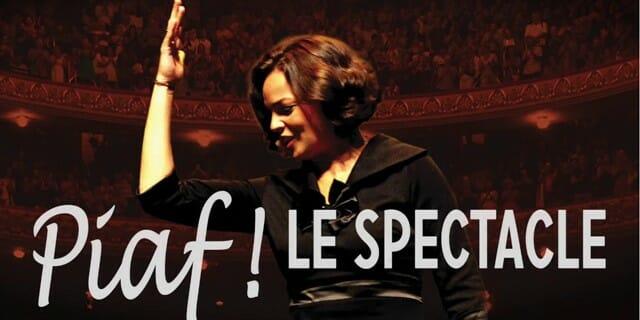 Спектакль « Пиаф!» в Опере Гарнье