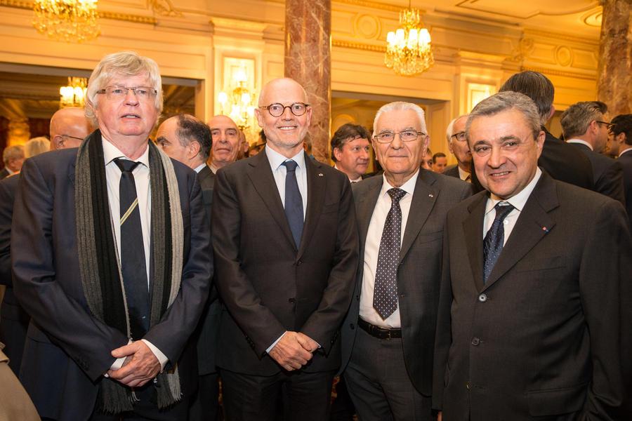 Ежегодный прием Социального и экономического совета Монако