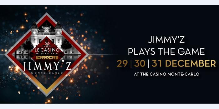Серия новогодних вечеринок Jimmy'z
