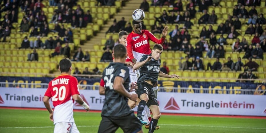 «Монако» вышел в четвертьфинал Кубка Лиги