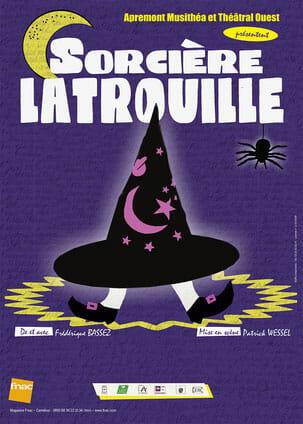 """Детский спектакль """"Witch Latrouille"""""""