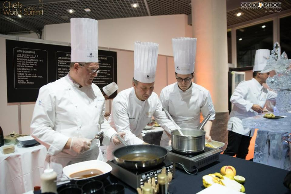 Chefs World Summit-2017: кто стал лучшим шеф-поваром?