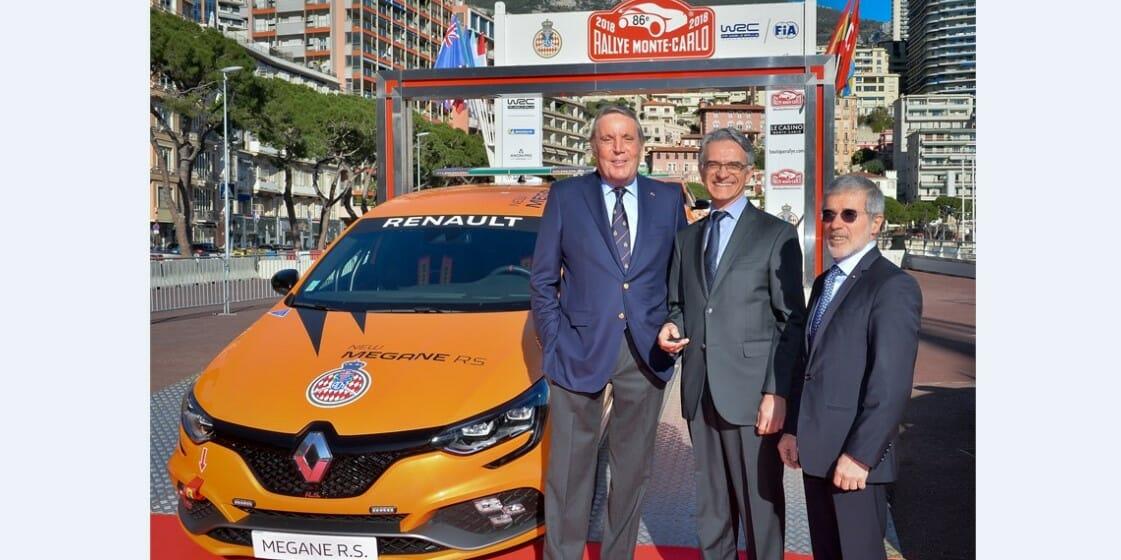 Ралли Монте-Карло: новые автомобили Renault открыли гонку