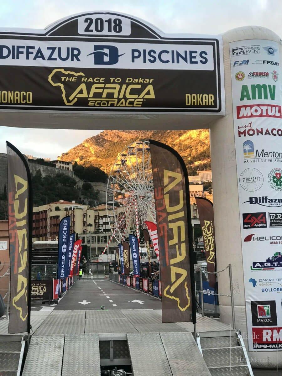 Africa Eco Race-2018: победят сильнейшие