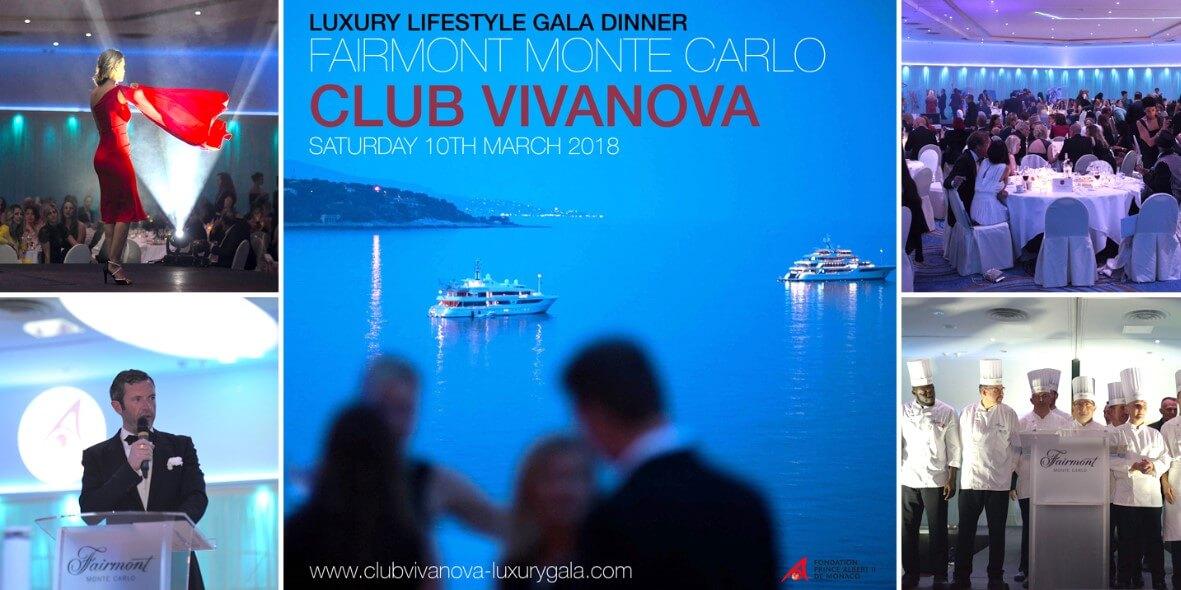 SAVE THE DATE! Благотворительный гала-ужин от клуба Vivanova