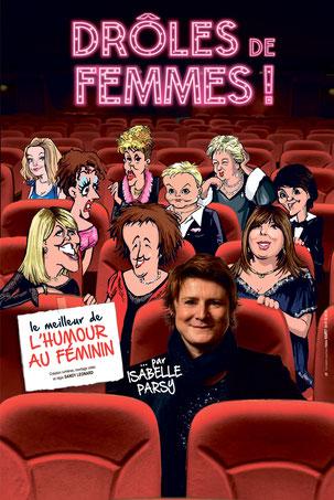 Театральная постановка «Fantastic Women»