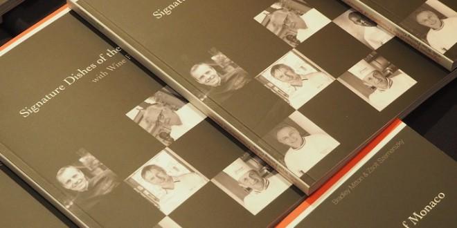 Книга Signature Dishes of the Principality of Monaco - номинант премии The Gourmand Awards