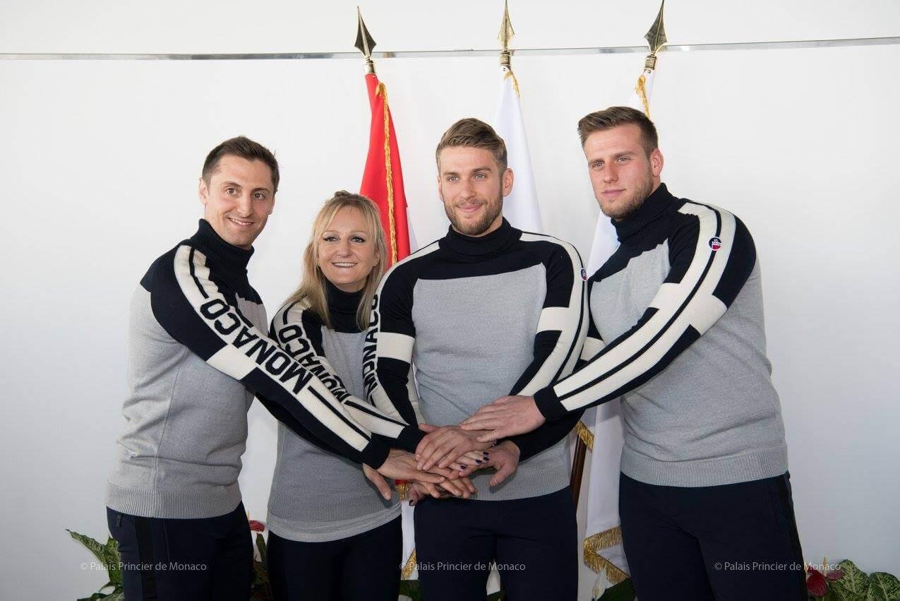 Кто представит Монако на Зимних Олимпийских играх 2018