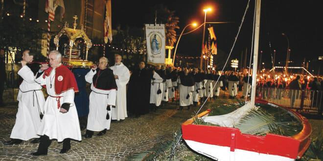 Праздник Святой Девоты, покровительницы Монако