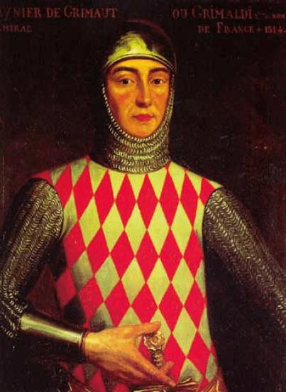 Ренье I - первый сеньор Монако из рода Гримальди