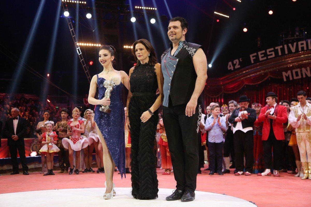 Лауреаты 42-го Международного циркового фестиваля Монте-Карло