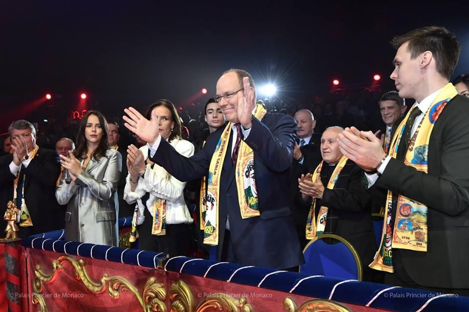 В Монако стартовал 42-й Международный цирковой фестиваль