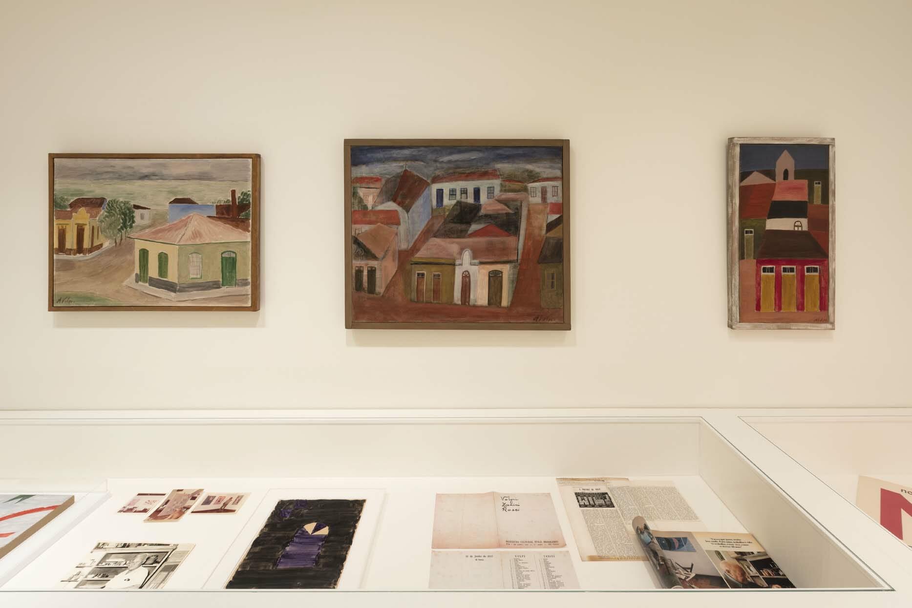 Выставка работ Альфредо Волпи