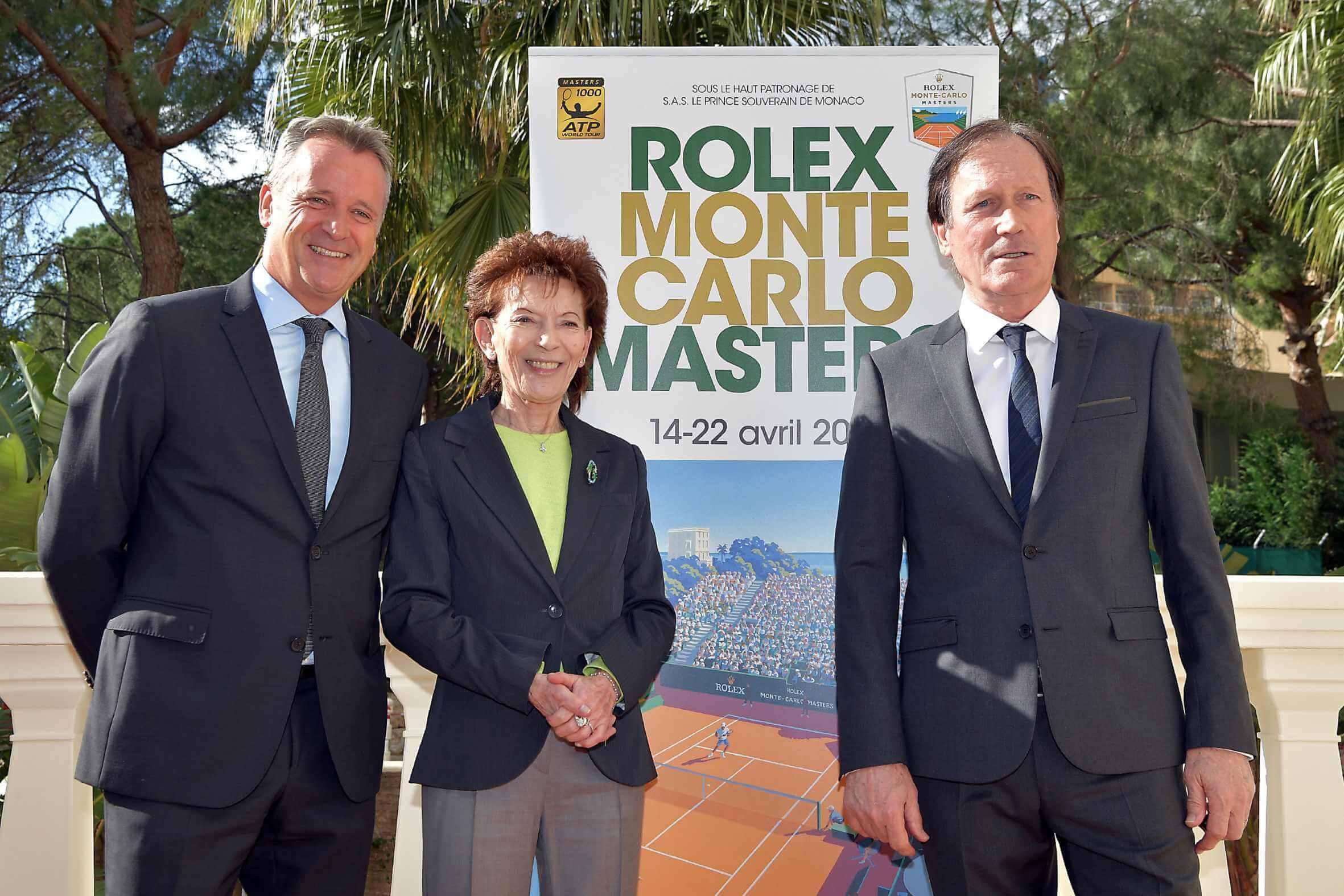 Что необходимо знать о Rolex Monte-Carlo Masters 2018?