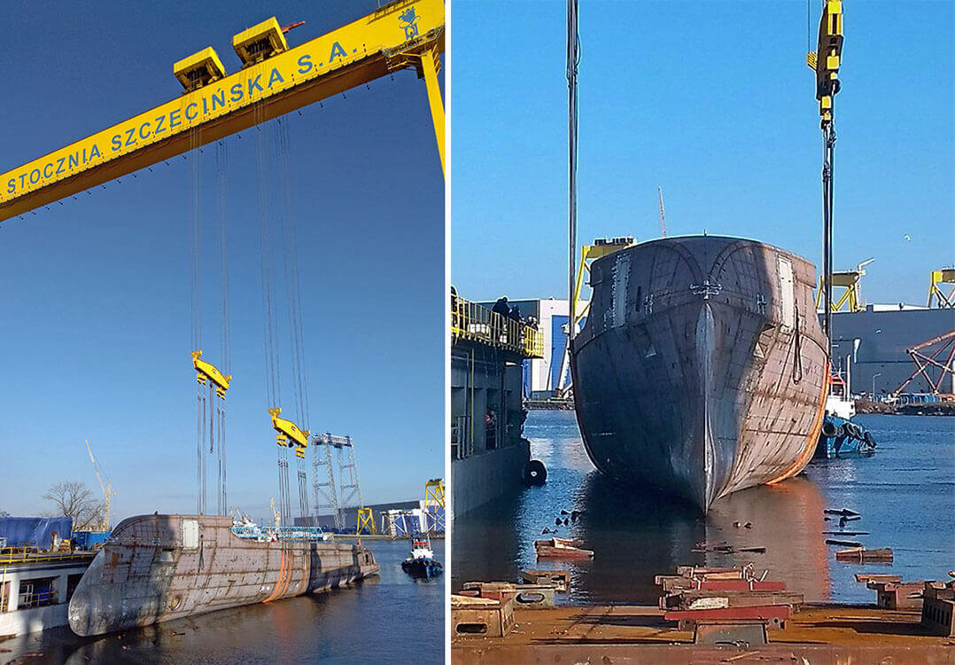 Ликвидация Oyster Yachts и другие новости из мира яхтЛиквидация Oyster Yachts и другие новости из мира яхт