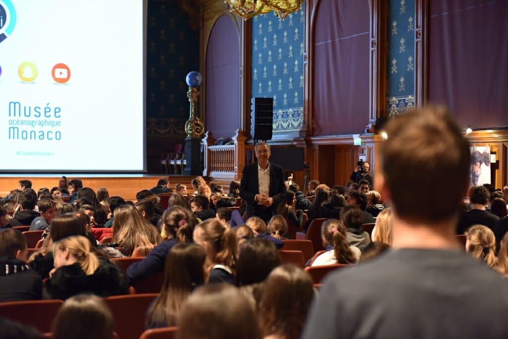 В Монако показали документальный фильм с участием князя Альбера II