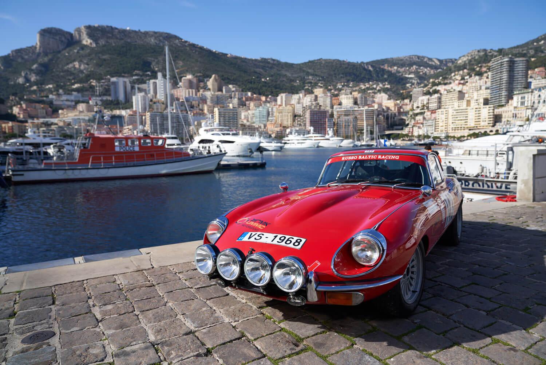 Итоги 21-го Исторического ралли Монте-Карло