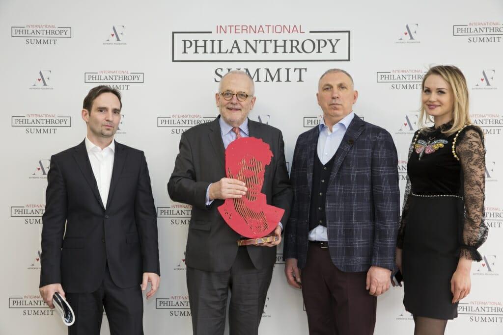 В Монако состоялся Международный саммит по филантропии