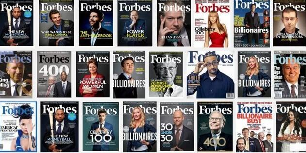 Forbes запускает журнал в Монако