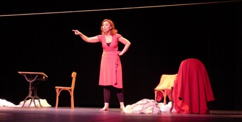 Спектакль в Театре Муз