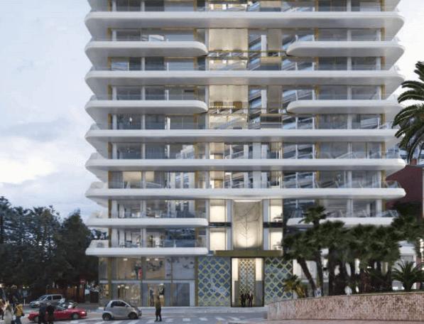 Каким будет самое роскошное здание Монако?