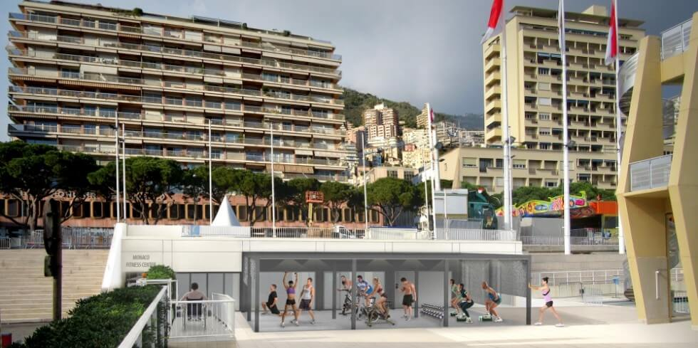 В честь кого назовут новый спортивный зал в Монако?