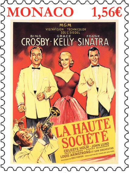 В Монако выпустили марки, посвященные Грейс Келли