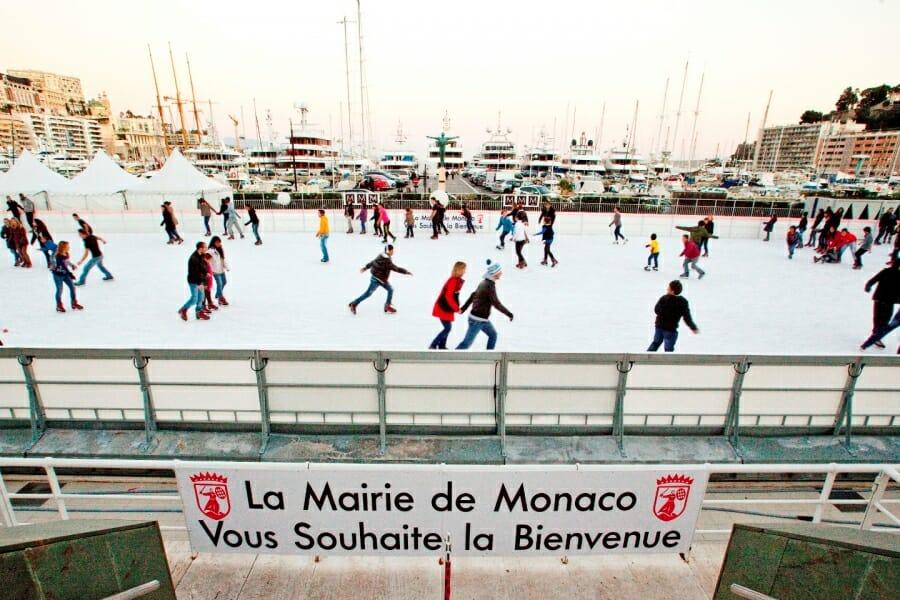 Каток Монако доступен для людей с ограниченными возможностями