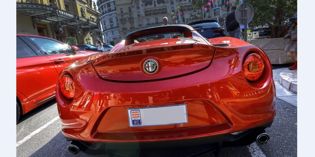 Монегасские автомобилисты заплатят штрафы за нарушение ПДД во Франции